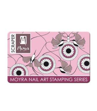Moyra Schraper nr. 5 roze/design