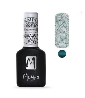 Moyra Stempel Gelpolish 08 Green