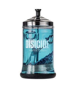 Magnetic Disicide Glass Jar Medium 750 ml.