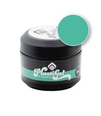 Magnetic Nail Design Plastigel Turquoise Green 5 gr.