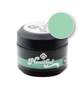 Magnetic Nail Design Plastigel Lime 5 gr.