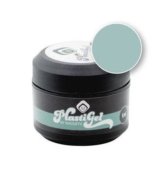 Magnetic Nail Design Plastigel Pastel Green 5 gr.