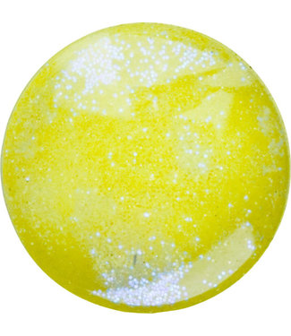 Magnetic Glitter Neon Yellow 12 gr.