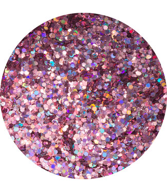 Magnetic Nail Design Glitter Disco Pink 12 gr.
