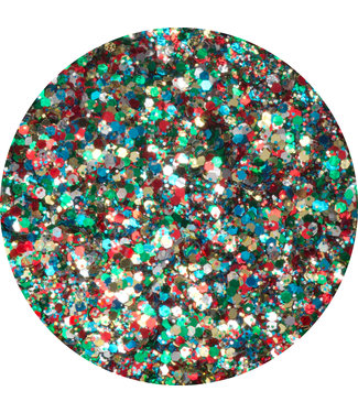 Magnetic Glitter Multi Disco 12 gr.