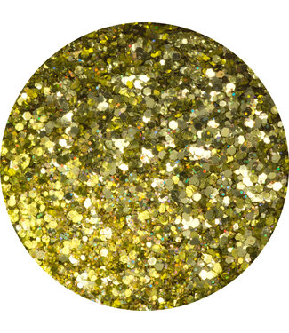 Magnetic Nail Design Glitter Disco Gold 12 gr.