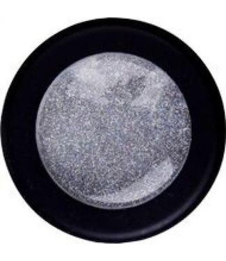 Magnetic Nail Design Glitter Hologram Silver 12 gr.
