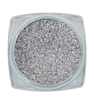 Magnetic Sparkle Chrome Silver
