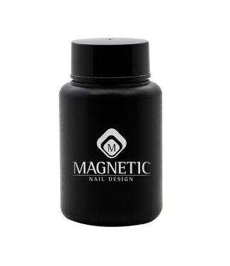 Magnetic Nail Design Remover Jar Black