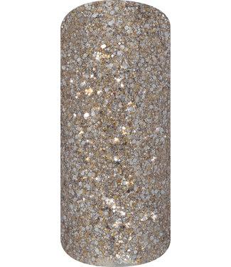 Magnetic 409 Nagellak Glitterific Silvery Gold