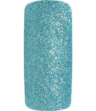Magnetic Nail Design 388 Nagellak Concrete Crystal Turquoise