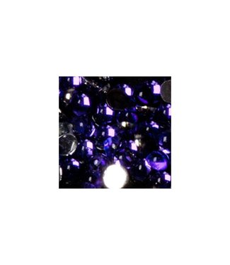 Magnetic Strass Facet Clear Small 100 st.
