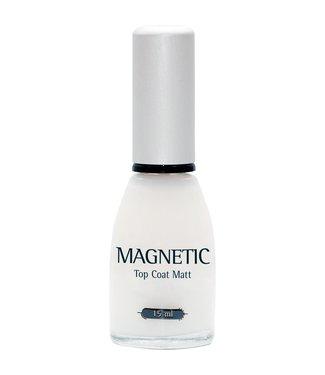 Magnetic Nail Design Matt Finish Top Coat