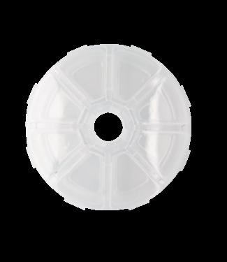 Magnetic Nail Design Rhinestone Wheel