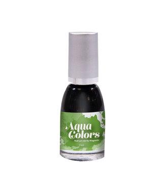 Magnetic Aqua Colors Green 7 ml.