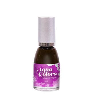 Magnetic Aqua Colors Purple 7 ml.