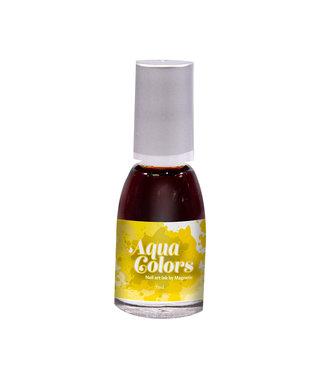 Magnetic Aqua Colors Yellow 7 ml.