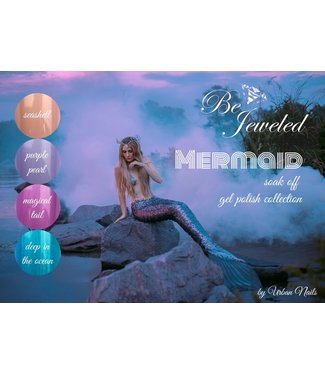 Mermaid Gelpolish collectie