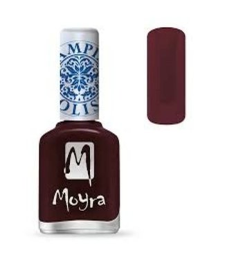 Moyra Stempellak 03 Burgundy Red