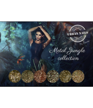 Urban Nails Metal Jungle Collection