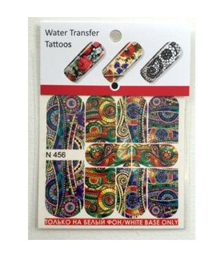 Water Transfer Tattoo N456