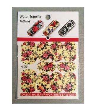 Water Transfer Tattoo N291