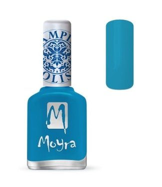 Moyra Stempellak 22 Turquoise