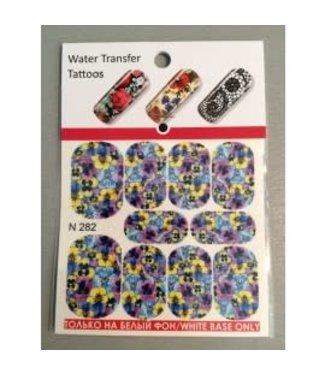 Water Transfer Tattoo N282