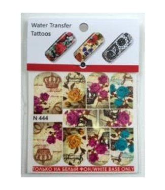 Water Transfer Tattoo N444
