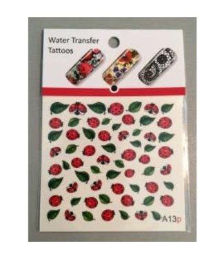 Water Transfer Tattoo A13p