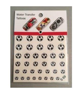 Water Transfer Tattoo S69