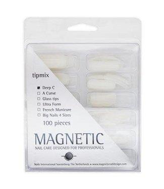 Magnetic Tipdoos Deep C 100 st.