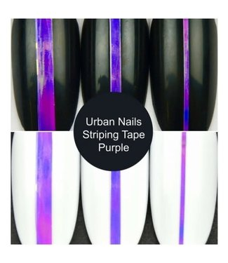 Urban Nails Mermaid Tape Purple