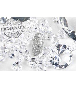 Urban Nails Diamond Silver