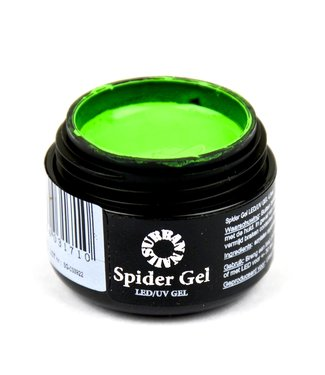 Urban Nails Spider Gel Neon Groen