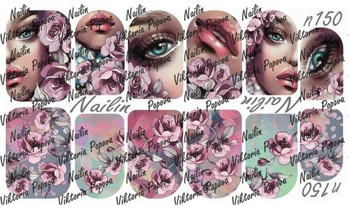 Nailin Wraps
