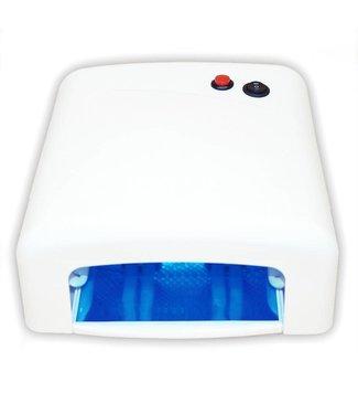 UV Lamp 36 Watt met timer wit