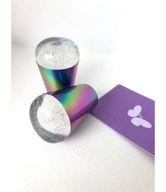 Moyra Stempel Multi Glitter