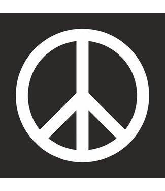 Together Wenskaart - Peace teken