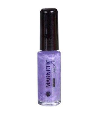 Magnetic 11 Stripe-it Purple Pink