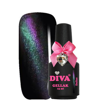 Diva Cat Eye 5D Dallas 15 ml.