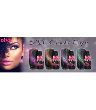 Diva 5D Cat Eye Set 05 t/m 08