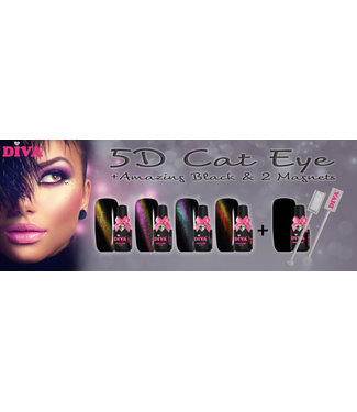 Diva 5D Cat Eye Set Compleet 1
