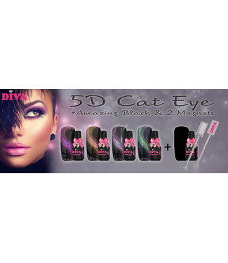 Diva 5D Cat Eye Set Compleet 2