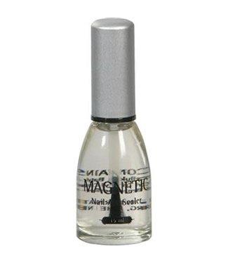 Magnetic Nail Design Nail Art Sealer 15 ml.