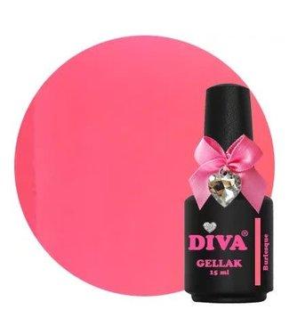 Diva 23 Gellak Burlesque 15 ml.