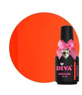 Diva 25 Gellak Bomb Shell 15 ml.