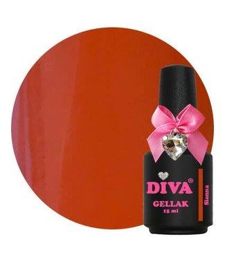Diva Gellak Sienna 15 ml.