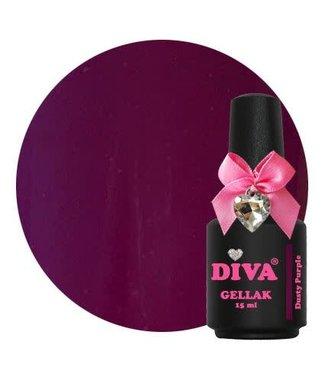 Diva Gellak Dusty Purple 15 ml.