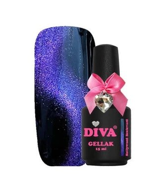 Diva 18 Cat Eye 5D Hollywood Boulevard 15 ml.
